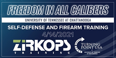 TPUSA Freedom in all Calibers: Selfdefense and Firearm Training tickets