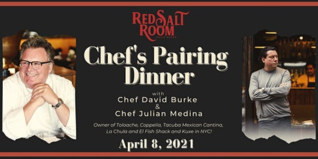 Chef's Tequila Pairing Dinner tickets