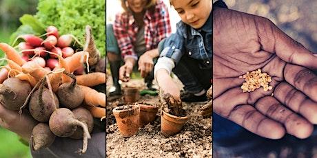 Organic Gardening 101 tickets