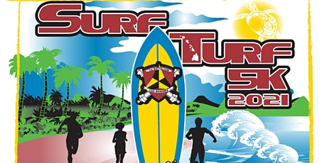 2021 Surf and Turf 5K tickets