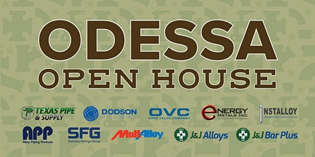 Texas Pipe Family of Companies Open House - Odessa, TX tickets