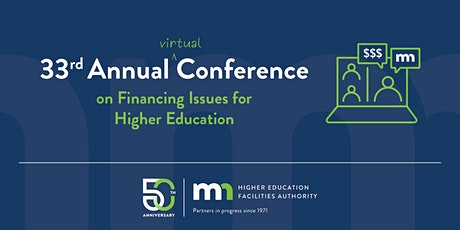 The (virtual) Conference on Financing Issues for Higher Education tickets