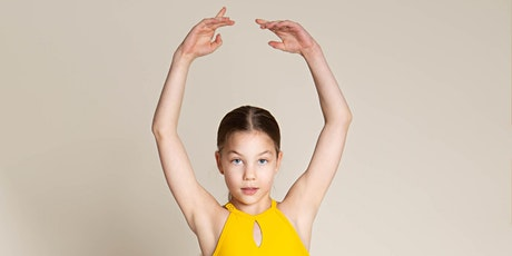 Free Junior Ballet Workshop (8yrs+) tickets