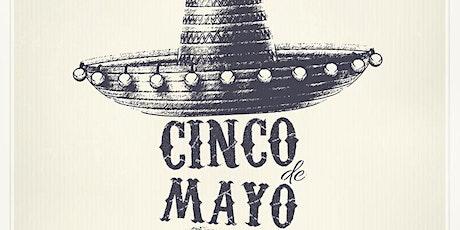Cinqo de Mayo tickets