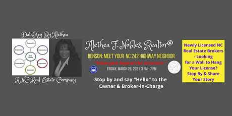 Benson: Meet Your NC 242 Hwy Neighbor tickets