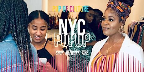 Pop of Culture Popup Shop-  NYC tickets