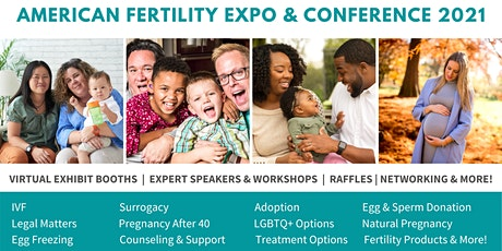 American Fertility Expo ... A Nationwide Virtual Experience tickets