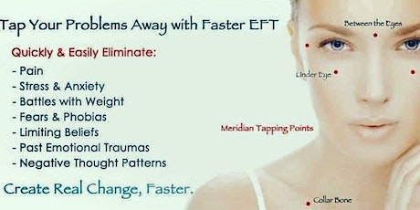 Tapping (EFT) for Stress & Trauma tickets