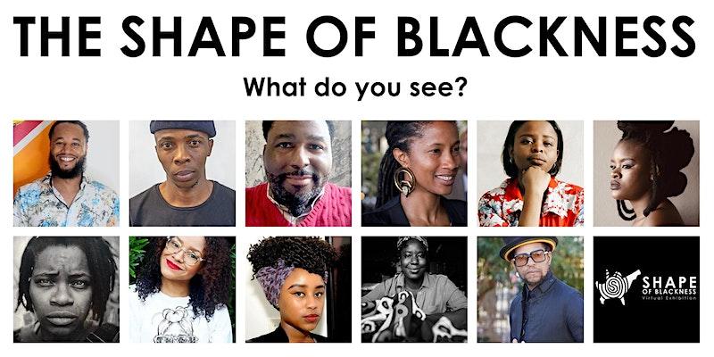Shape of Blackness Events