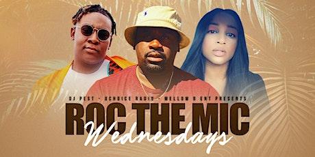 Roc The Mic Wednesdays tickets