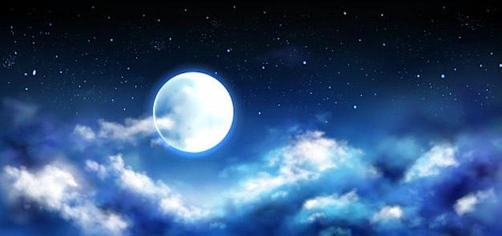 Harvest Full Moon Vibrational Healing Circle image