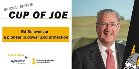 Cup of Joe:  Special Edition with Dr. Ed Schweitzer tickets