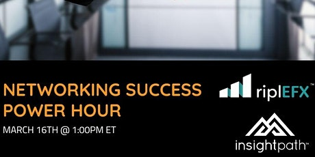 Networking Success Power Hour tickets