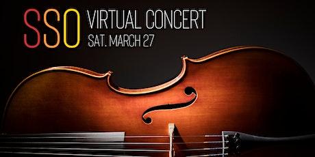 Virtual Spring Concert tickets