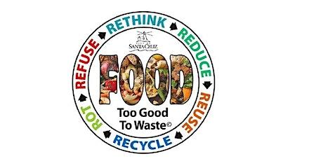 Food Waste Webinar Series tickets