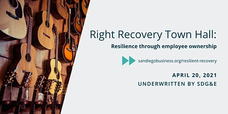 Right Recovery Town Hall: Resilience through employee ownership tickets
