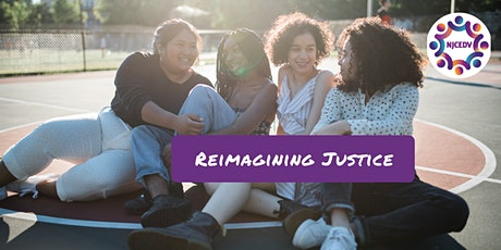NJCEDV 19th Annual (Virtual) Conference: Reimagining Justice tickets