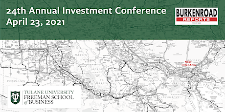 24th Annual Burkenroad Reports Investment Conference tickets