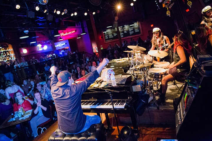 Shout! House Dueling Pianos at Quartyard image