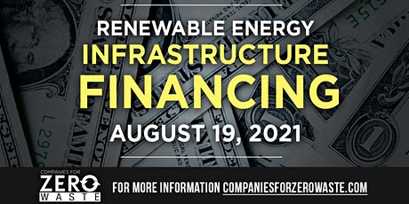 Renewable Energy Infrastructure Financing tickets