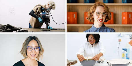 Boss Ladies in Manufacturing - an SFMade Panel tickets