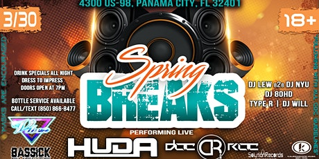 "Bassick Events & Vibez Present ""Spring Breaks"" tickets"