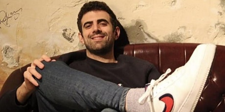 Sam Morril works out new material in Brooklyn (at Santo Bruklin) tickets