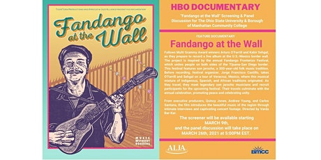 FANDANGO AT THE WALL Screening & Panel Discussion for BMCC tickets