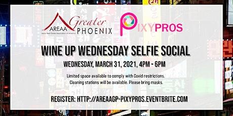 AREAA Greater Phoenix Wine Up Wednesday - Pixy Pros tickets
