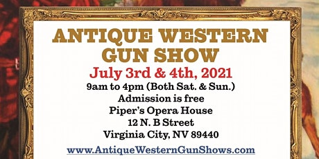 Antique Western Gun Shows tickets