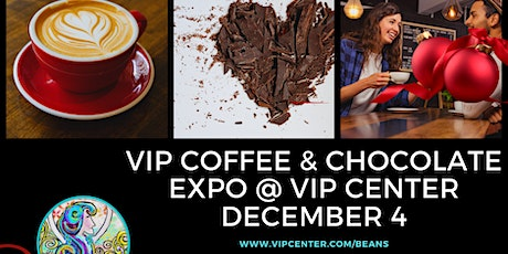 VIP Coffee and Chocolate Expo tickets