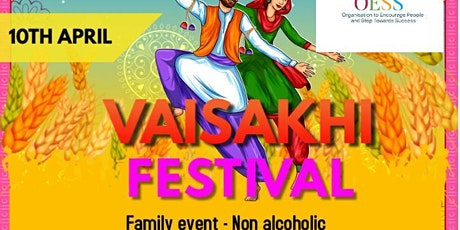 OESS Incorporated presents  Vaisakhi Festival 2021 @Melton Community Hall tickets