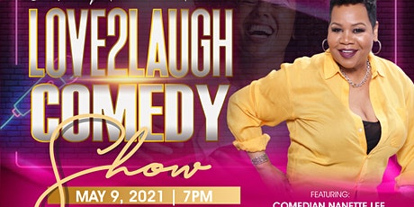 LOVE2LAUGH COMEDY SHOW tickets