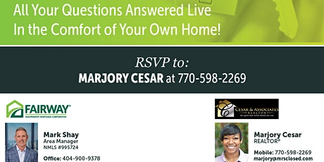 Home Ownership Virtual Event March 2021 tickets