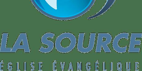 Evénements Eglise la Source billets