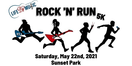 Rock N' Run 5K tickets