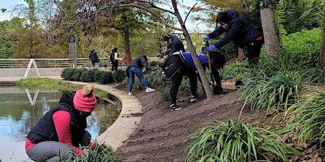 Buffalo Bayou  Park Cleanup Volunteer Event boletos