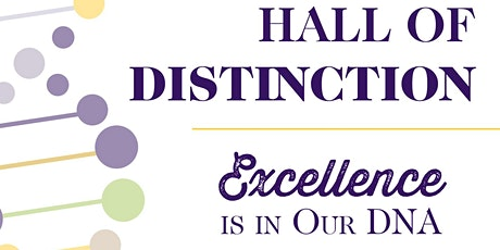 LSU College of Science Hall of Distinction Virtual Ceremony tickets