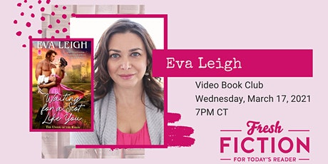Video Book Club with Author Eva Leigh tickets