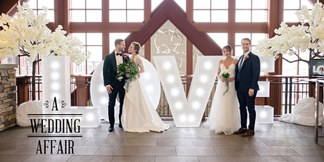 13th Annual Wedding Show -  A Wedding Affair tickets
