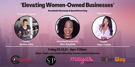 Elevating Women Owned Businesses tickets