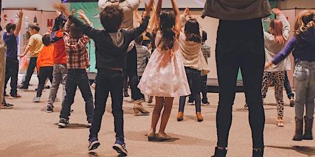 Kids Creative Dance Class  - Virtual Benefit (ages 3-6) tickets