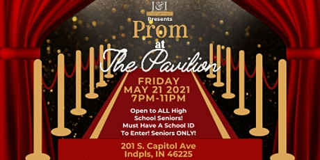 Senior Prom 2021 tickets