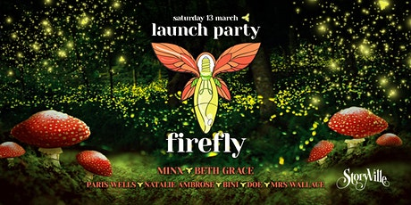 Firefly at StoryVille Melbourne tickets