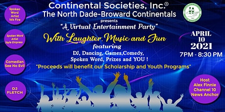 Continental Societies, Inc.® North Dade-Broward County Chapter Fundraiser tickets
