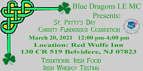 Blue Dragons LE MC  Annual Charity  St. Patty's Day Ride and Celebration tickets
