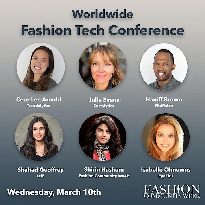 Worldwide Fashion Tech Conference image
