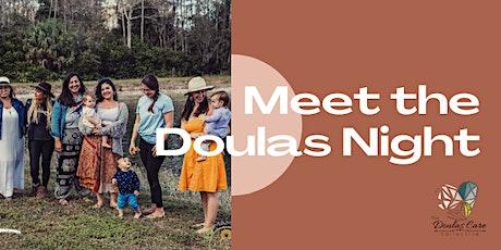 Meet the Doulas Night tickets