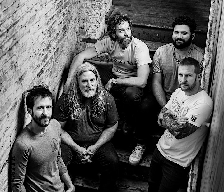 MOVED TO ROBINS THEATRE - An Evening With Carbon Leaf image