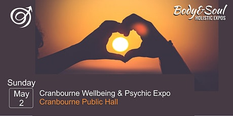 Cranbourne  Wellbeing & Psychic Expo tickets